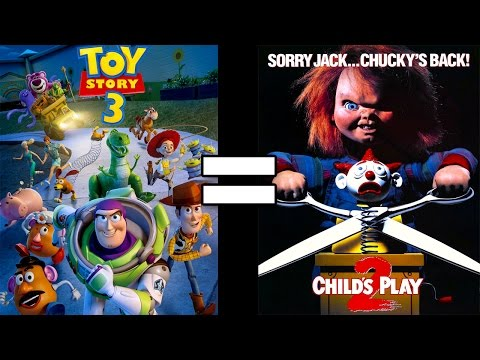 30 Reasons Child's Play 2 & Toy Story 3 Are The Same Movie feat. The Reel Rejects