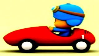 Pocoyo Racing - Episode 16 - Level 8 Part 1 - Games for kids - Happy Kids Games and Tv - 1080p