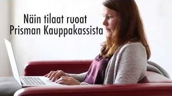 Foodie.fi ja Prisman Kauppakassipalvelu