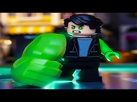 LEGO Origins of The Incredible Hulk