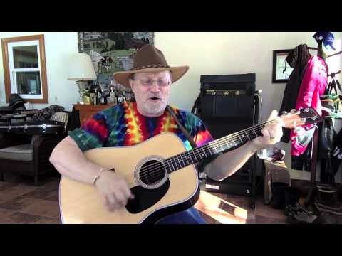 1441 -  Friends In Low Places  - Garth Brooks cover with guitar chords and lyrics
