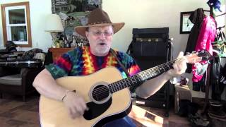1441 - friends in low places garth brooks cover with guitar chords and lyrics