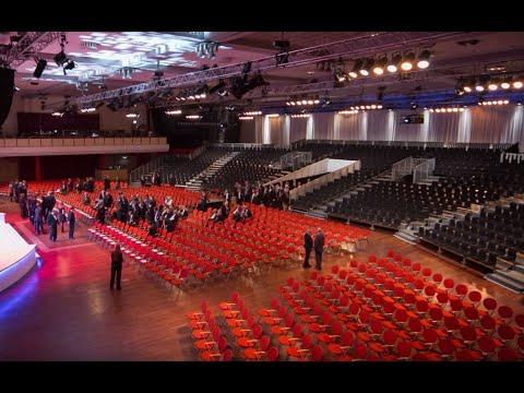 Estrel Berlin - Trailer Estrel Congress Center (deutsch)