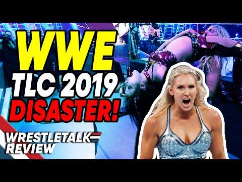 WWE TLC DISASTER! WWE TLC 2019 In About 10 Minutes! | WrestleTalk Review!