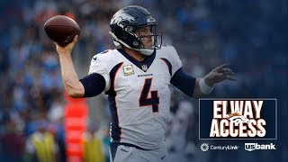 Elway Access: Making plays in the clutch