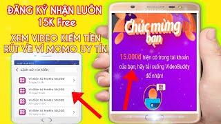 Xem Video ytb Kiếm Tiền Miễn Phí Rút Về Ví momo - PHN TV | Kiếm Tiền Oniline 2020