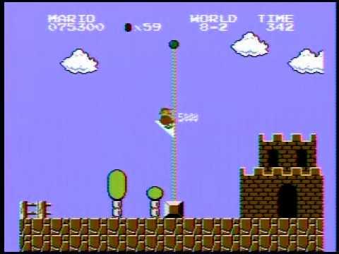 Super Mario Bros. Speedrun - 4:58.14 *Former World Record* - Super Mario Bros. Speedrun - 4:58.14 *Former World Record*