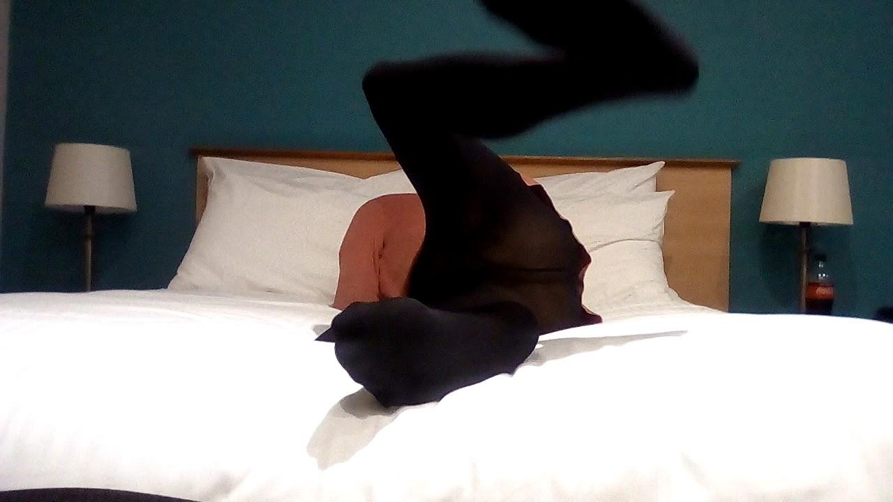 HIMEALAVO Sexy Mens Pantyhose 200D high Elastic Warm Body