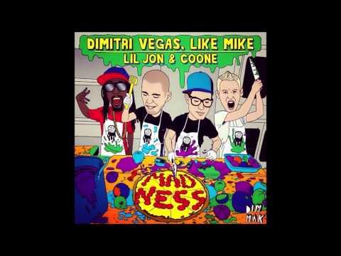 Madness (Original Mix) - Dimitri Vegas & Like Mike, Coone & Lil Jon