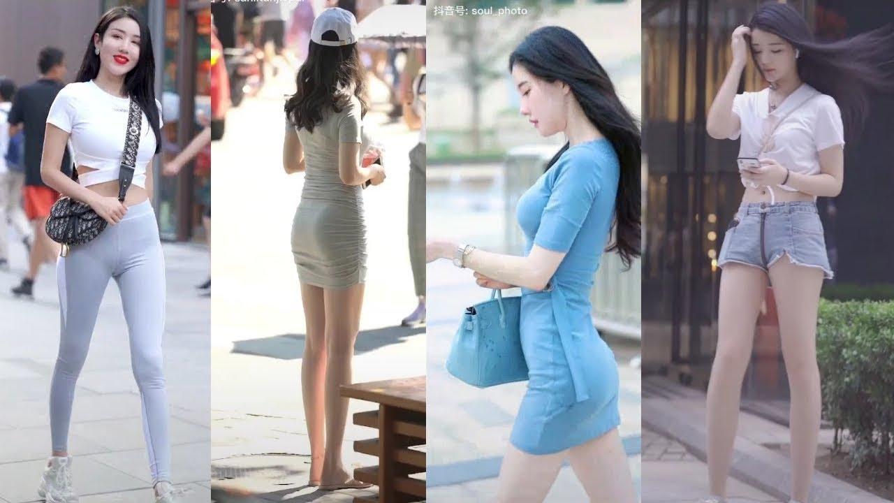 Beautiful Girls And Street Fashion In TikTok China   Part 7