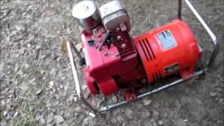 видео Продажа генератора briggs