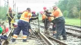 Ремонт, укладка железнодорожных путей...(, 2014-10-24T18:22:16.000Z)