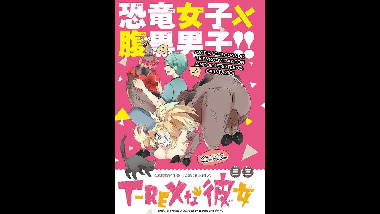 T rex na kanojo mangadex