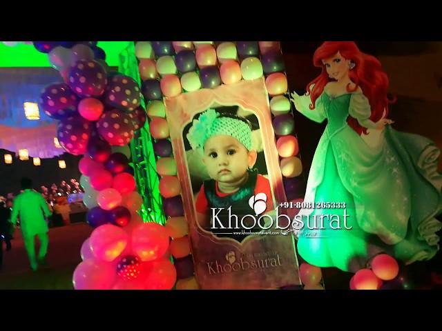 vanavi mundan celebration khoobsurat event