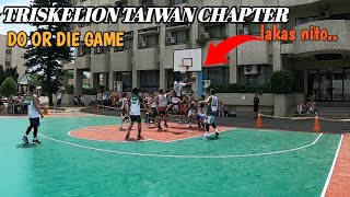 TRISKELION TAIWAN CHAPTER DO OR DIE GAME