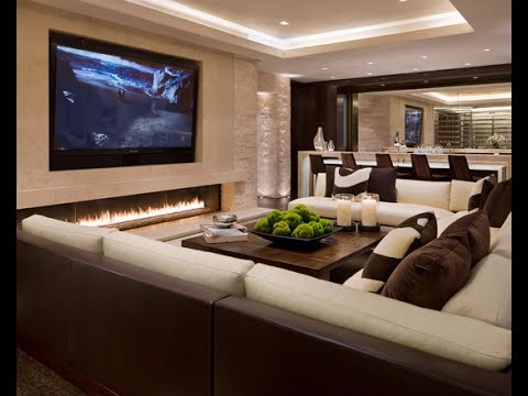 Best Family Room Design Ideas 2017