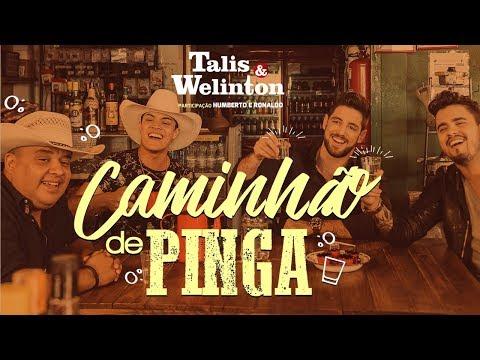 Talis e Welinton - Caminhão de Pinga part. Humberto e Ronaldo (CLIPE OFICIAL)