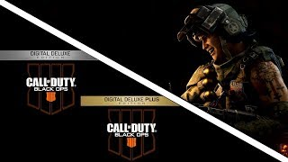Are The Digital Deluxe & Digital Deluxe Enhanced Editions Worth It?! - Call of Duty Black Ops 4