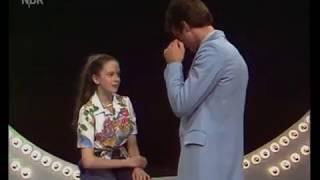 Hein Simons & Andrea Jürgens in der Sendung Zwischenmahlzeit vom 03.07.1979