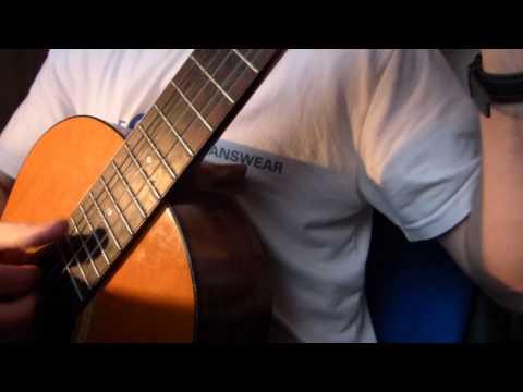 Mauro Giuliani: Variations Sur les folies d'Espagne (2X speed up with Virtual Dub)