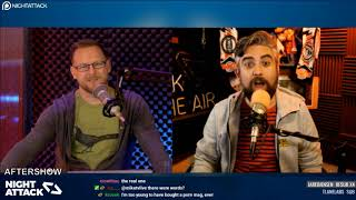 Night Attack #210: Aftershow