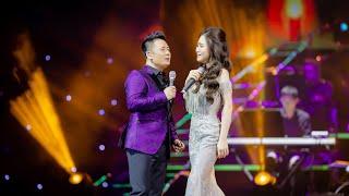 Hương Tràm thăng hoa Em Gái Mưa và song ca Nơi Tình Yêu Bắt Đầu cùng Bằng Kiều ( MB Bank Concert )