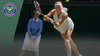 HSBC Play of the Day - Petra Kvitova | Wimbledon 2019
