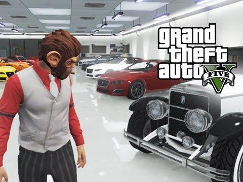 GTA 5 Online Commentary: Los Santos Customs - YouTube Lui Calibre Gta 5