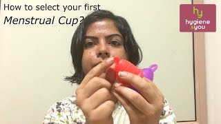 How to select the right menstrual cup size?