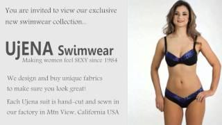 UjENA California Calypso Bikini C245