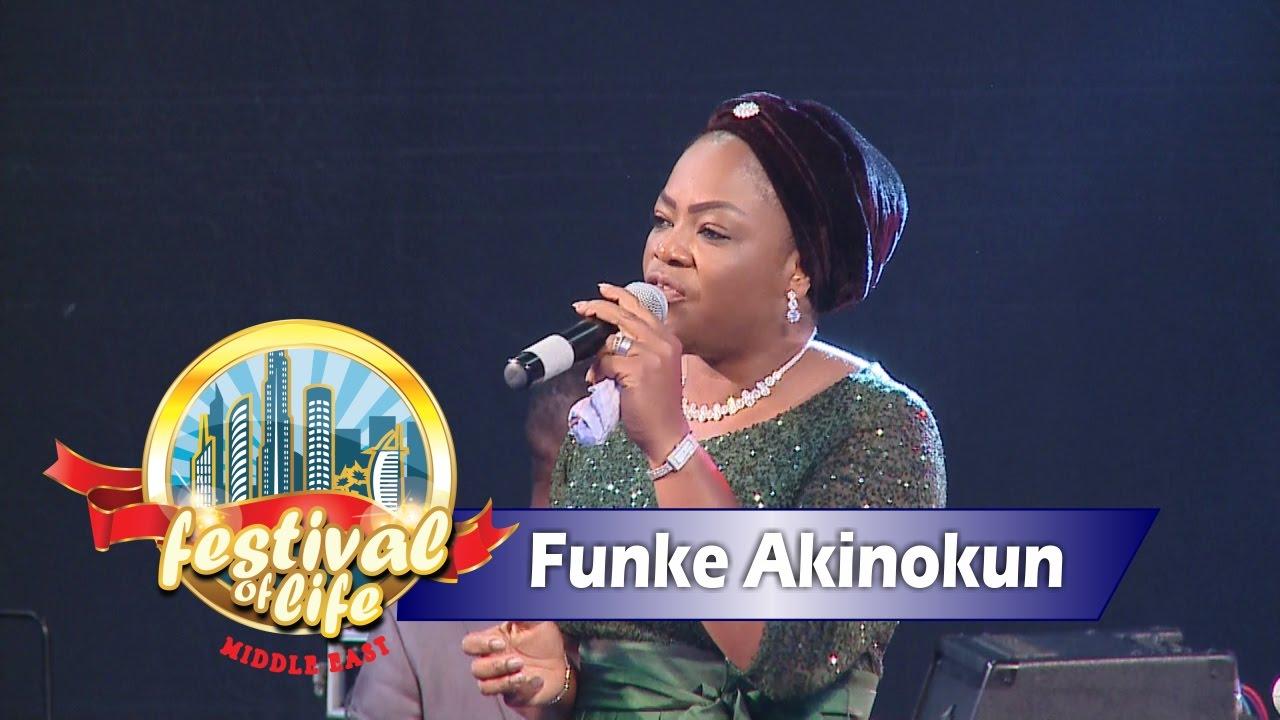 Download Funke Akinokun Powerful Worship @ RCCG Dubai FESTIVAL OF LIFE 2016