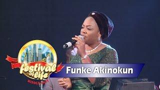 Funke Akinokun Powerful Worship @ RCCG Dubai FESTIVAL OF LIFE 2016