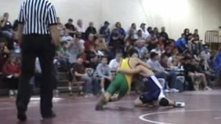 brent foxhoven wrestling backflip