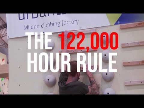 Gabriele Moroni | The 122,000 Hour Rule - A Journey to Gold