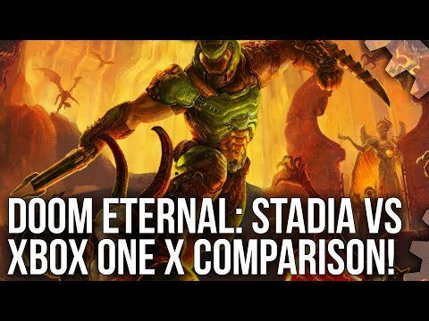 Doom Eternal on Stadia Looks Great - But The Lag is Just Too High
