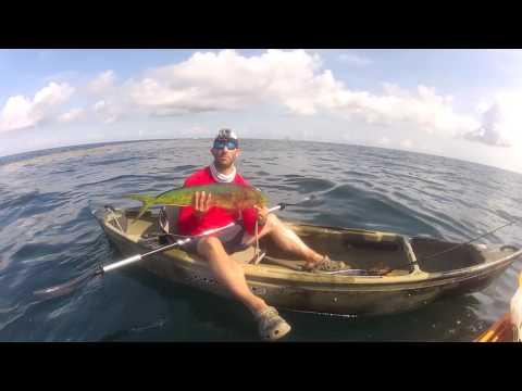 Gulf of America - Offshore Kayak Fishing
