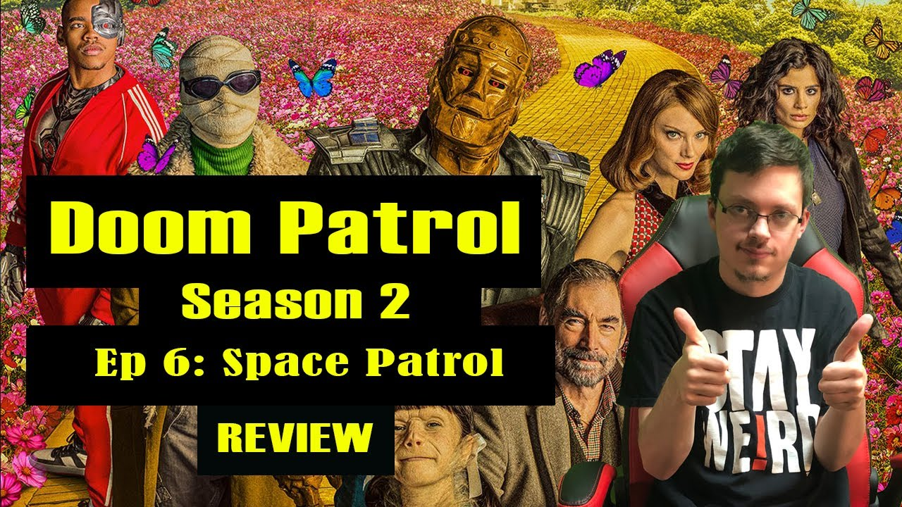 Doom Patrol Season 2 Episode 6 Review Youtube