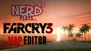 Nerd Plays Far Cry 3 Map Editor