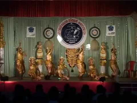 group dance roshni&friends in school kalolsavam 2012 Travel Video