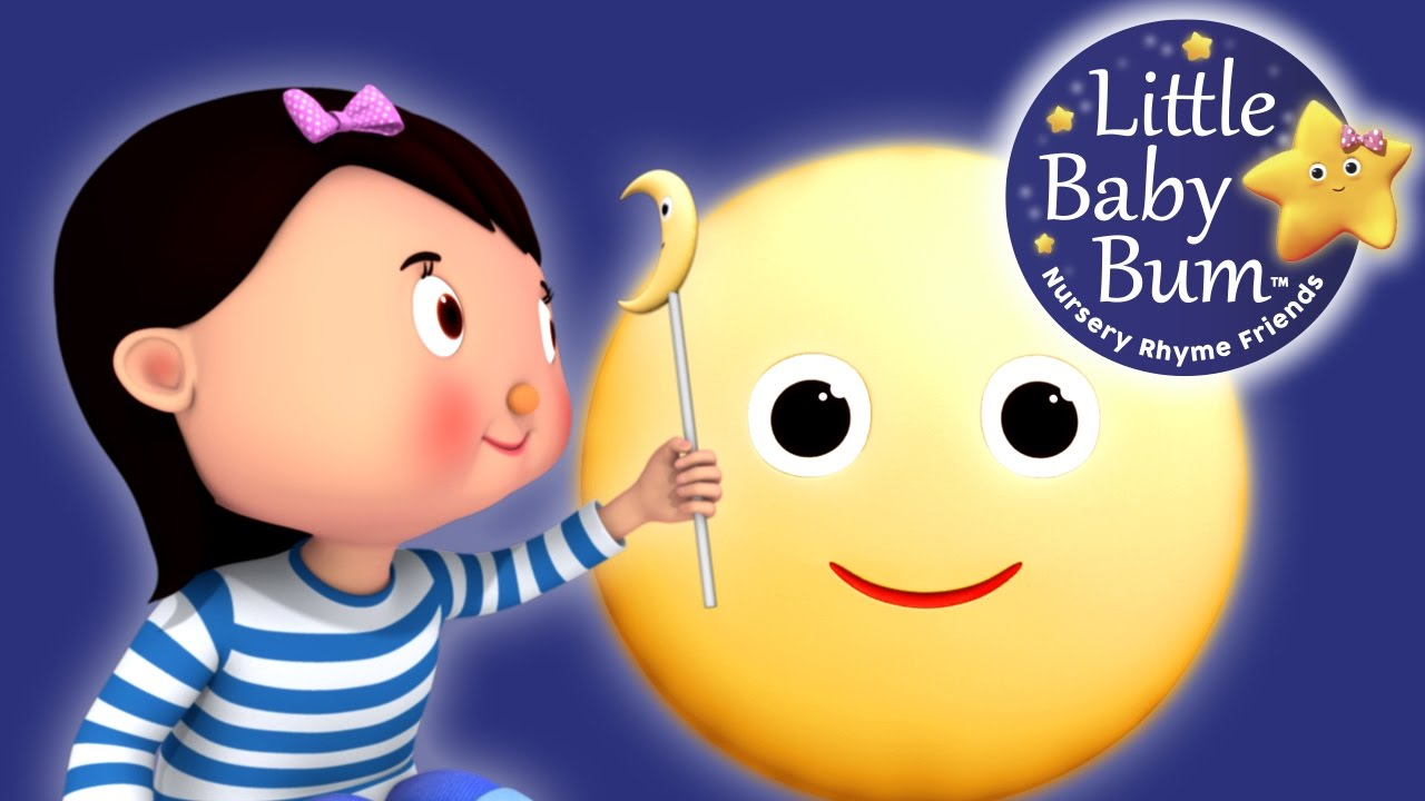 Little Baby The Moon Song