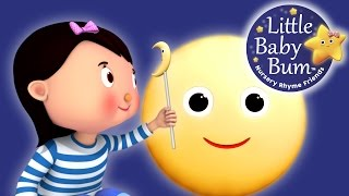 Learn with Little Baby Bum | The Moon Song | Nursery Rhymes for Babies | Songs for Kids