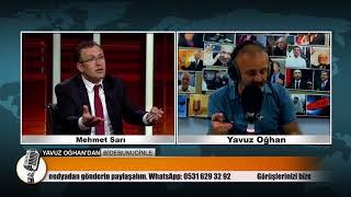 Danıştay üyesinin Muharrem İnce'yi eleştirmesine Mehmet Sarı yorumu