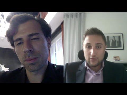"""Séminaire """"Aimant à Argent"""", Monaco Janvier 2015 - Max Piccinini présente Marc Kijner de KSI Realty"""