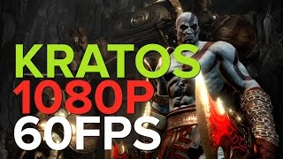 God of War 3 Remastered - 10 Minutes Gameplay - PS4 - 1080p / 60 fps