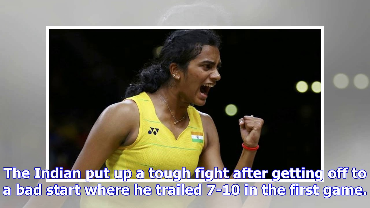 Pv sindhu enters quarters saina nehwal and hs prannoy bow out of