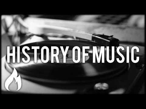 History Of Music 1900  2017