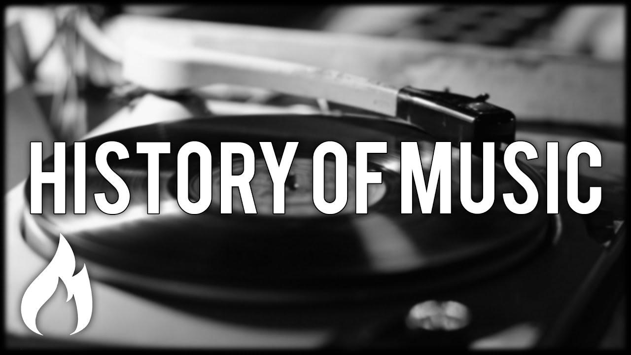 History Of Music 1900 - 2017