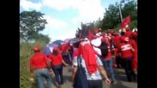 Apoyo contundente al Comandante Chavez desde Valle de la Pascua www.porfiriooropeza.org