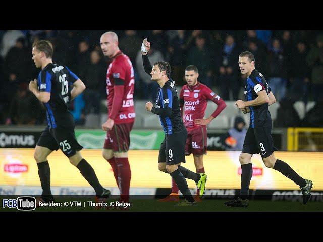 2015-2016 - Jupiler Pro League - 16. Club Brugge - Zulte Waregem 3-0