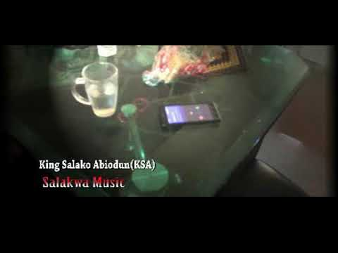 MO MOPE WA BY KING SIALAKO ABIODUN(KSA)